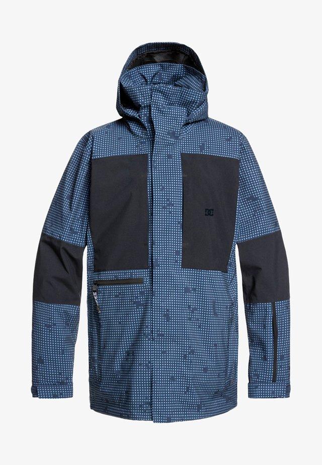 COMMAND - Veste de snowboard - dress blue