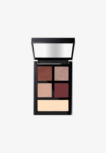 ESSENTIAL MULTICOLOR EYE SHADOW PALETTE - Eyeshadow palette - bold burgundy