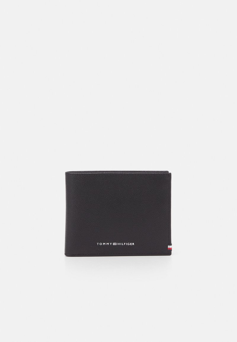 Tommy Hilfiger - BUSINESS FLAP AND COIN - Wallet - black