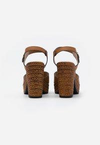Tata Italia - Sandales à talons hauts - brown - 3