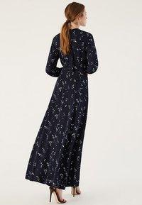 IVY & OAK - Maxi dress - navy blue - 2