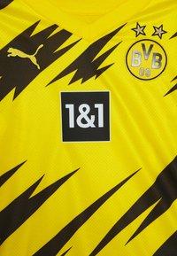 Puma - BVB BORUSSIA DORTMUND HOME MINI KIT - Klubové oblečení - cyber yellow/black - 3