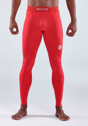 Base layer - red