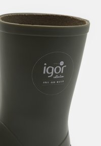IGOR - SPLASH NAUTICO UNISEX - Botas de agua - kaki - 5