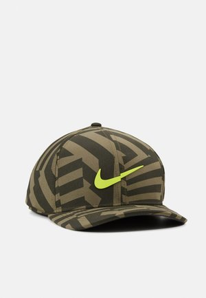 OPEN - Casquette - sequoia/medium olive/lemon