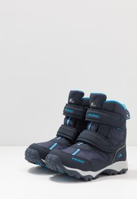 Viking - BEITO GTX UNISEX - Winter boots - navy - 3