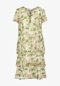 Gerry Weber - Day dress - palm white azalea druck - 0