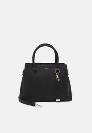 PINKA - Handbag - jet black