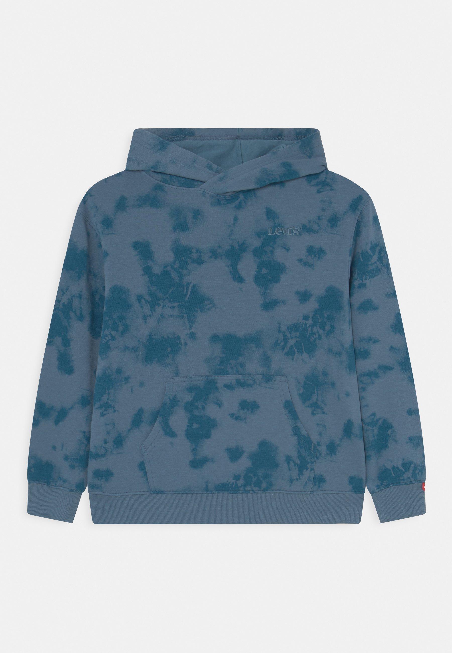 Børn TIE DYE HOODIE - Sweatshirts