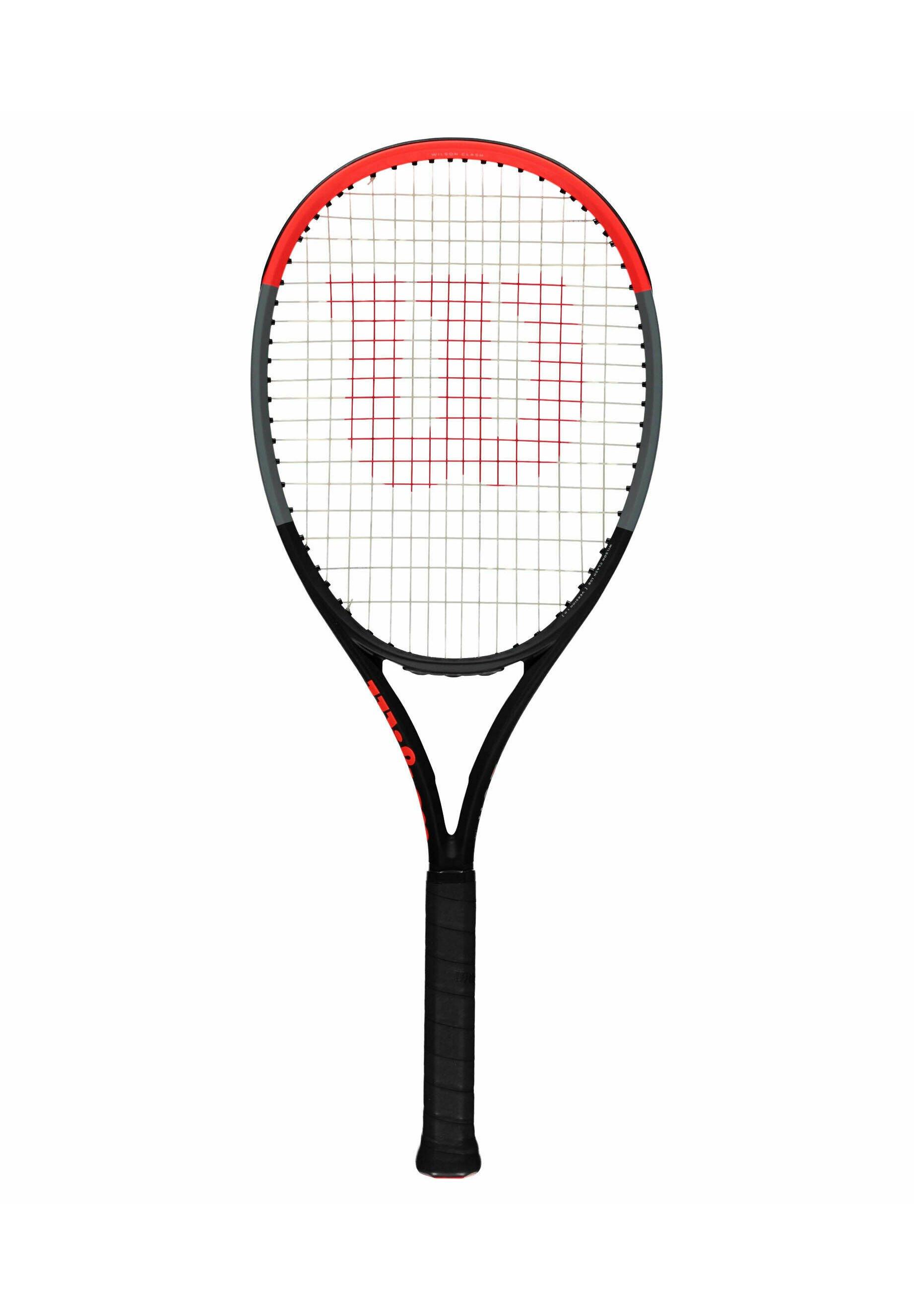 Herren Tennisschläger - rotschwarz