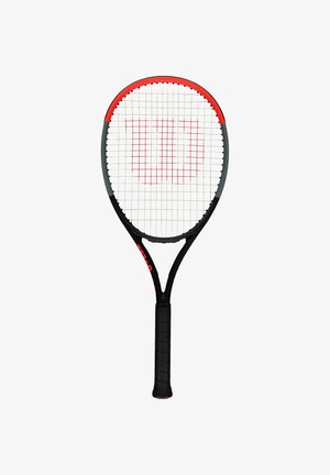 Tennis racket - rotschwarz