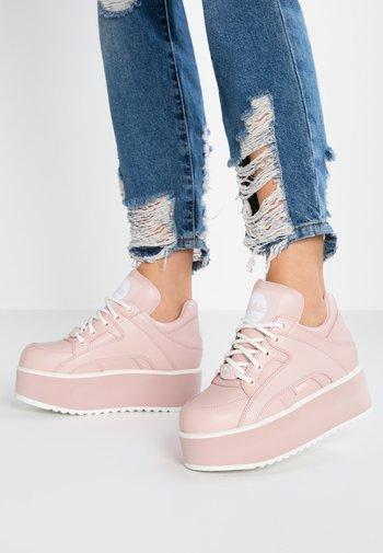 Tenisky - baby pink