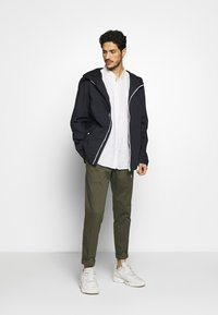 Solid - JACKET HUNT - Summer jacket - dark blue - 1