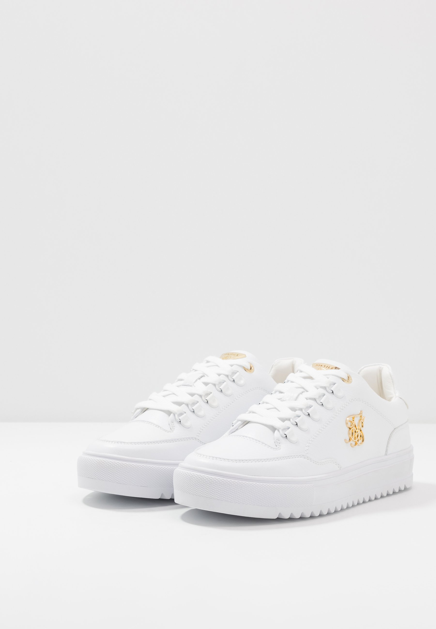 Caldo Scarpe da uomo SIKSILK GRAVITY Sneakers basse white