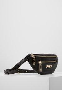 Guess - MANHATTAN - Bum bag - black - 3