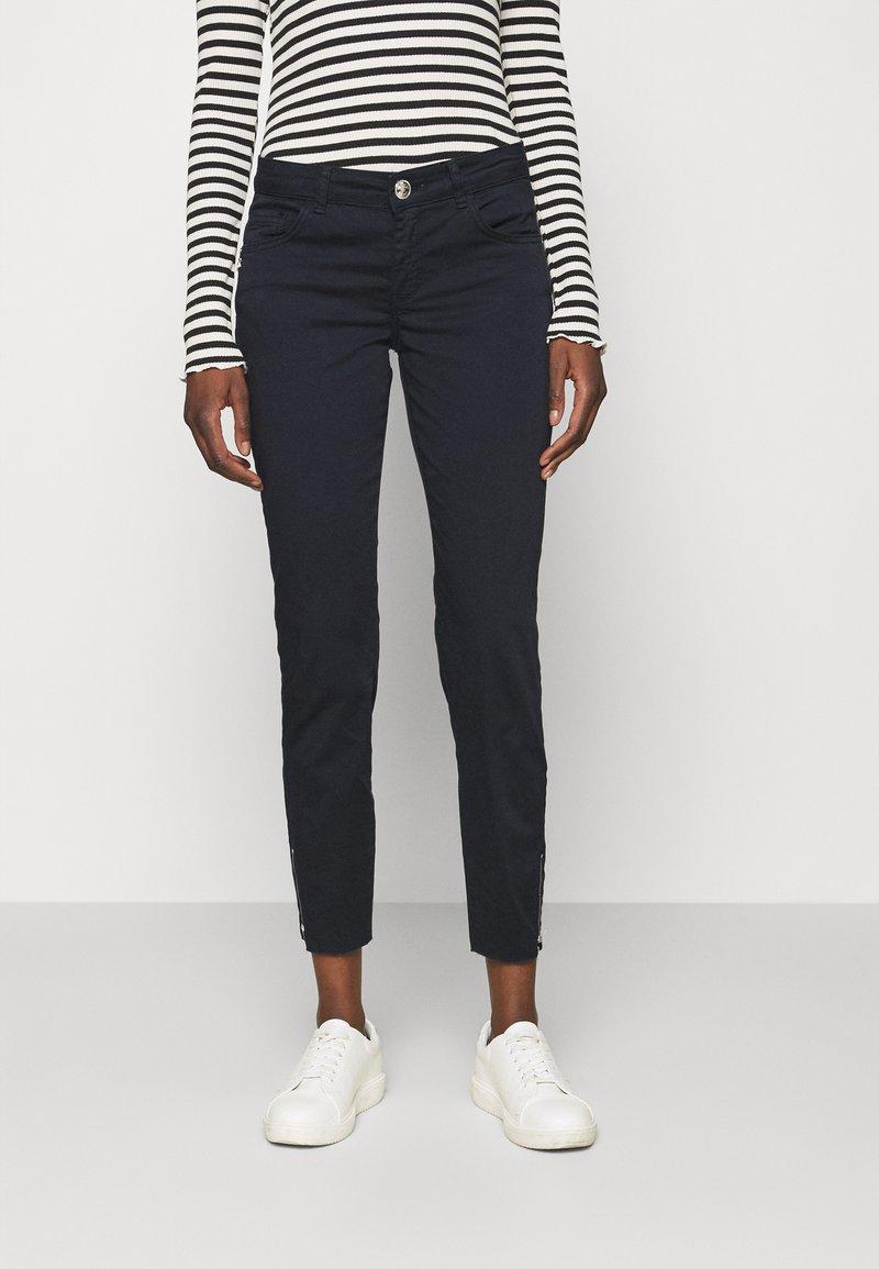 Mos Mosh - SUMNER DAZE PANT - Pantalones - navy