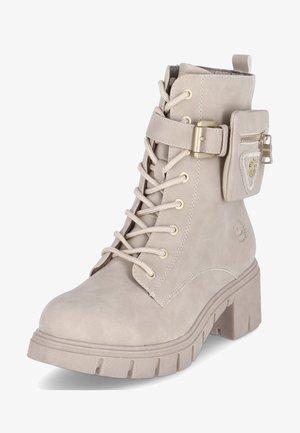 ELARA - Ankle boots - beige