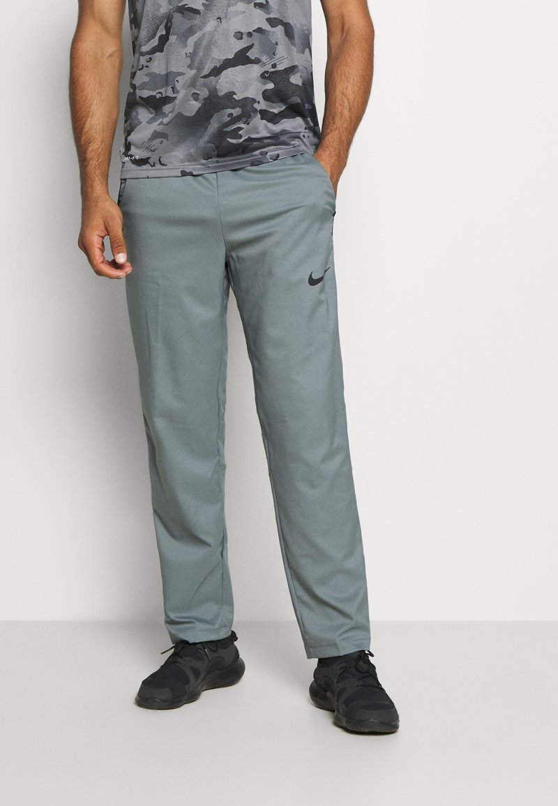 Nike Performance - DRY PANT TEAM  - Pantaloni sportivi - smoke grey/black
