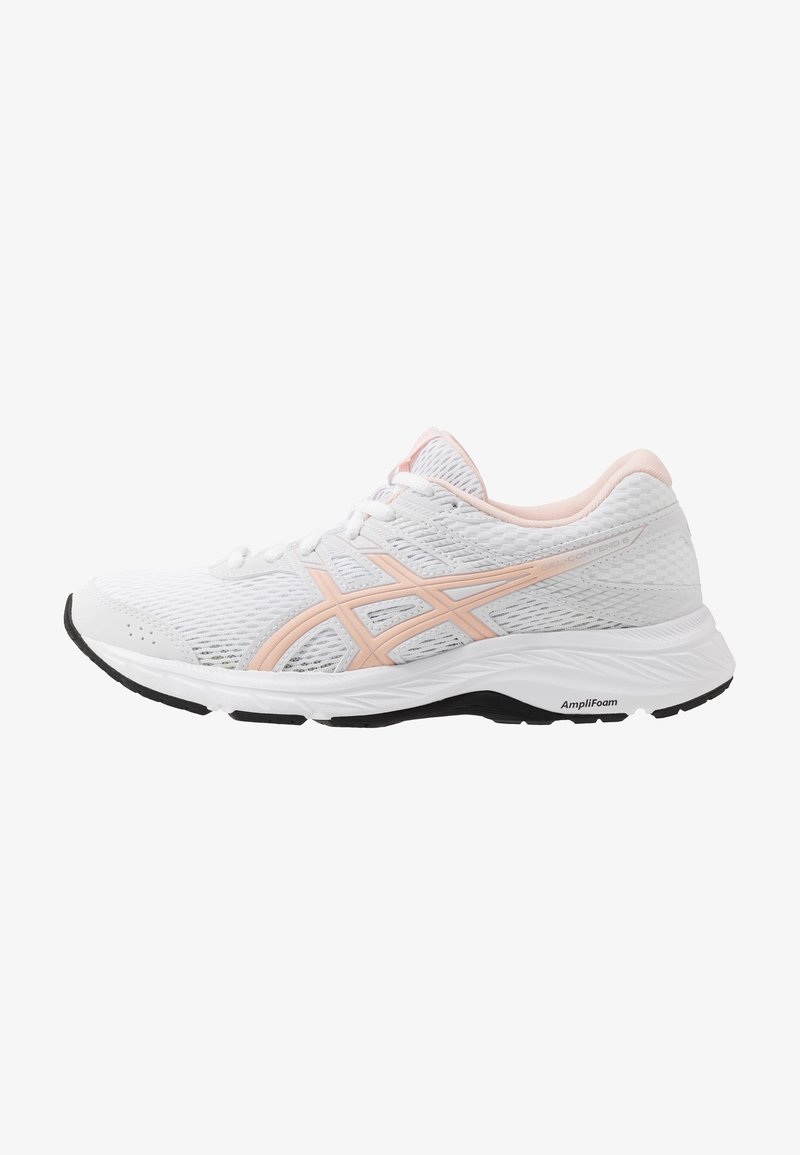 ASICS - GEL-CONTEND - Zapatillas de running neutras - white/breeze
