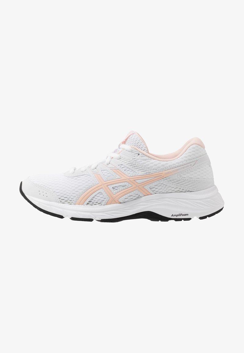 ASICS - GEL-CONTEND - Chaussures de running neutres - white/breeze