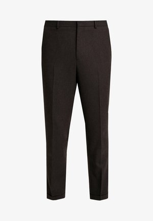 THIRSK TROUSER - Broek - dark brown
