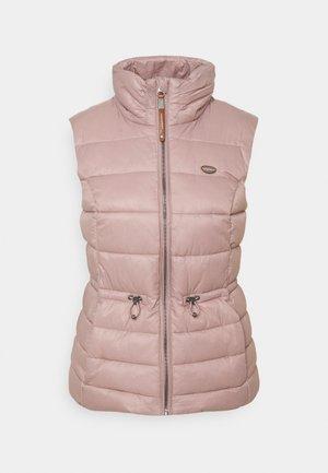 CALLIS - Vest - old pink