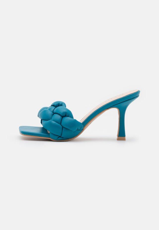 SANDRA - Ciabattine - blue