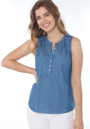 JOLINA  - Blouse - medium blue