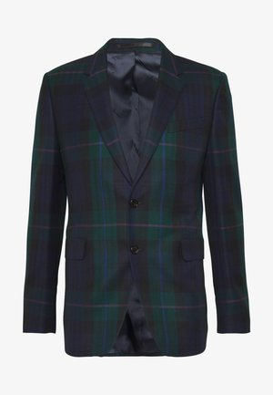 GENTS BUTTON SUIT SLIM FIT - Suit jacket - dark blue