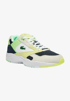 Sneaker low - dk blu/lt blu