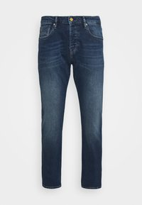 VERNON  SUNSET - Straight leg jeans - dark blue denim