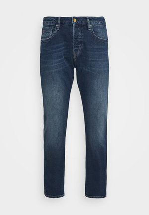 VERNON  SUNSET - Straight leg jeans - dark blue denim