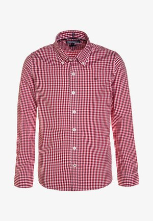 BOYS GINGHAM  - Košile - apple red