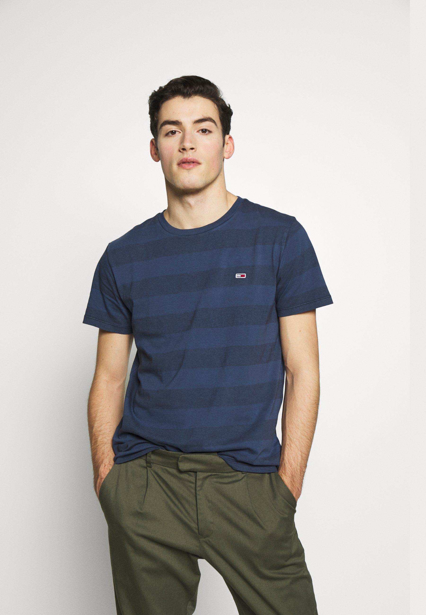Herren BOLD STRIPE TEE - T-Shirt print