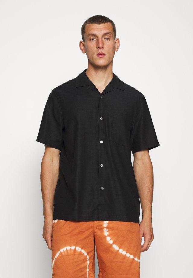 CHILL SHORTSLEEVE  - Shirt - black