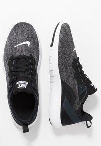 Nike Performance - FLEX TRAINER 9 - Obuwie treningowe - black/white/anthracite - 1