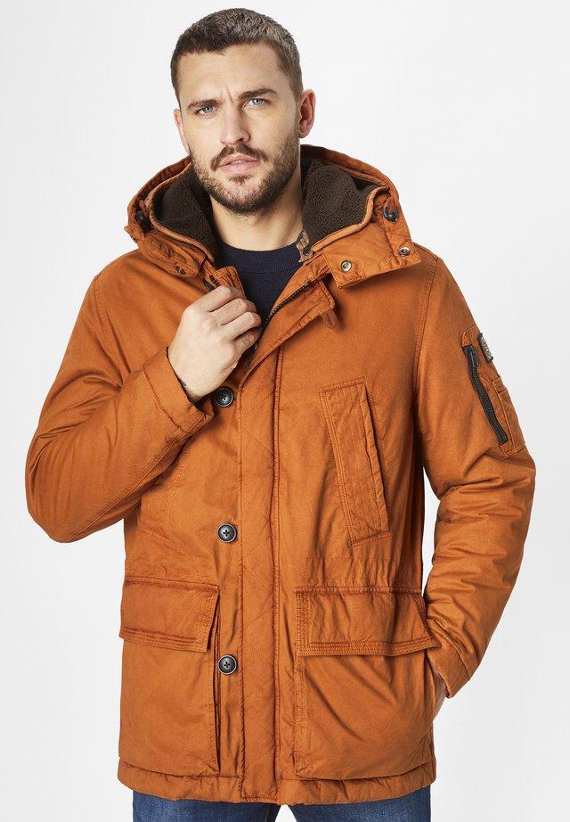 ALASKA - Winter jacket - rust
