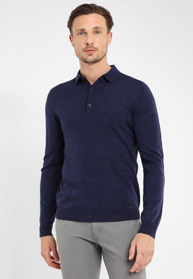 PROFUOMO - Polo shirt - royal