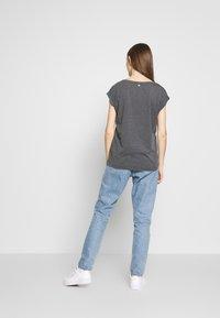 Billabong - ALL NIGHT TEE - T-Shirt print - black - 2