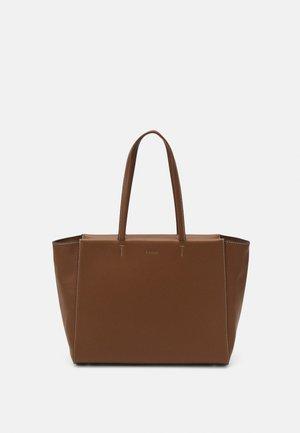 REGINA L TOTE - Handbag - cognac