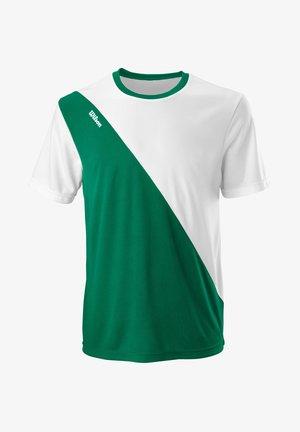 HERREN  - Basic T-shirt - grün (400)