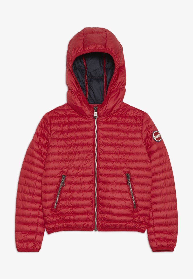 Colmar Originals - BASIC LIGHT  - Down jacket - red