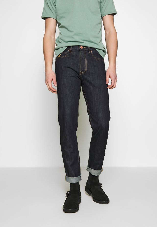 CLASSIC  - Vaqueros slim fit - blue denim