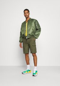 Dickies - MILLERVILLE - Shorts - military green - 1