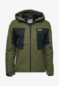 JCOBEST JACKET  - Winter jacket - forest night