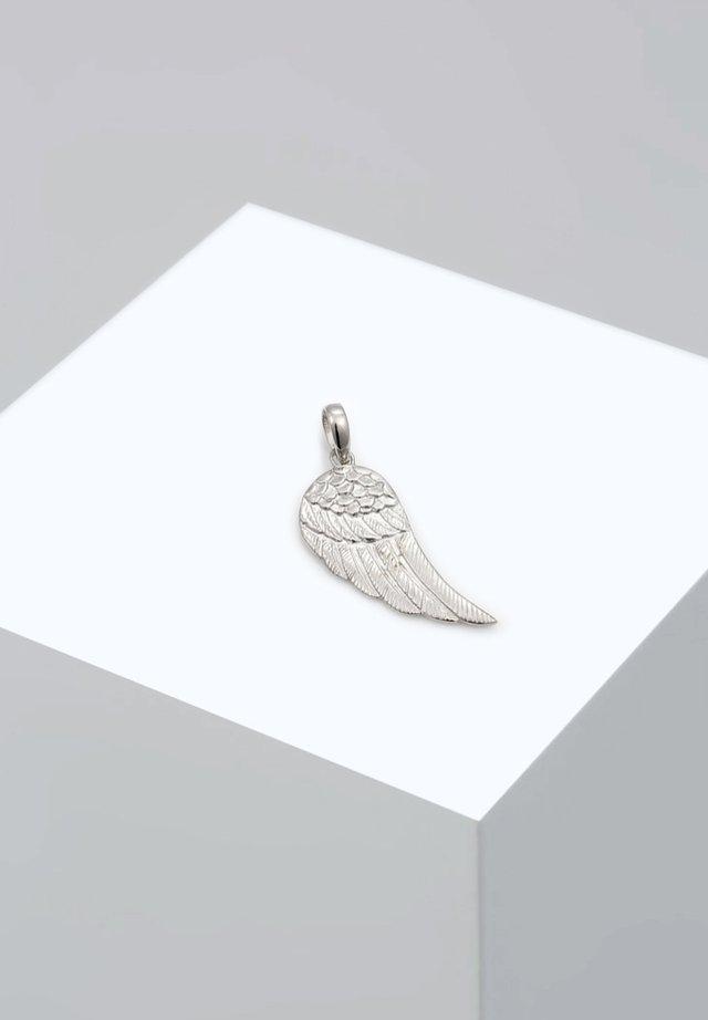 FLÜGEL - Ciondolo - silver-coloured