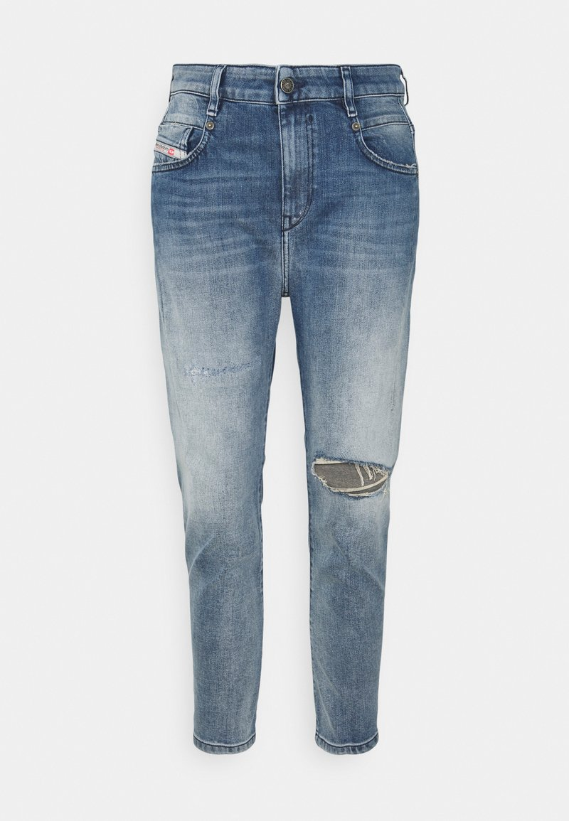 Diesel - D-FAYZA - Relaxed fit jeans - medium blue