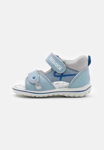 Sandals - ciel/azzur