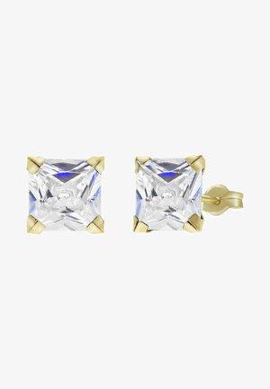 14 CT GOLD - Earrings - geel