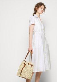 Polo Ralph Lauren - Shirt dress - white - 6